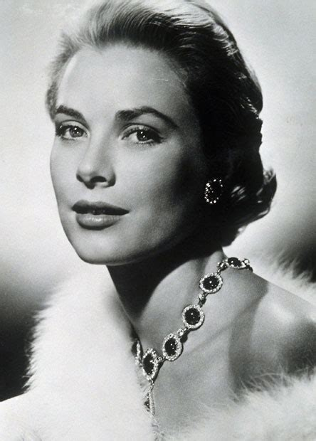 actress grace kelly death 2 a 1950s portrait of us actress grace kelly between