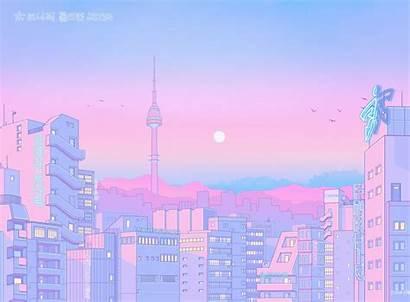 Wallpapers Seoul Pc Kawaii Backgrounds Galaxy Phone