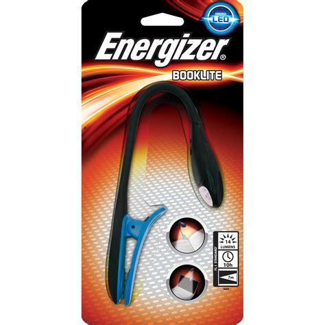 energizer booklite le energizer sur ldlc