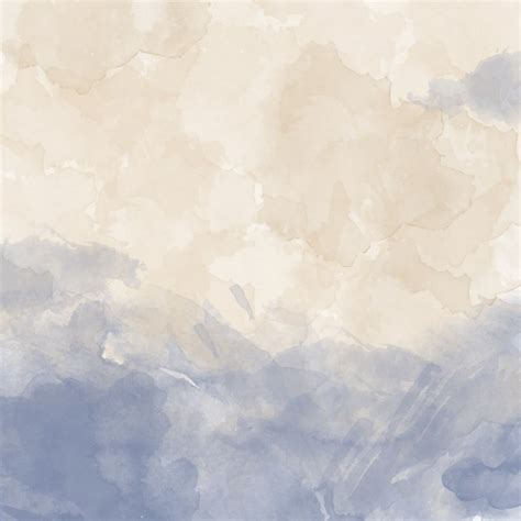 soft colors watercolor texture with soft colors vector free
