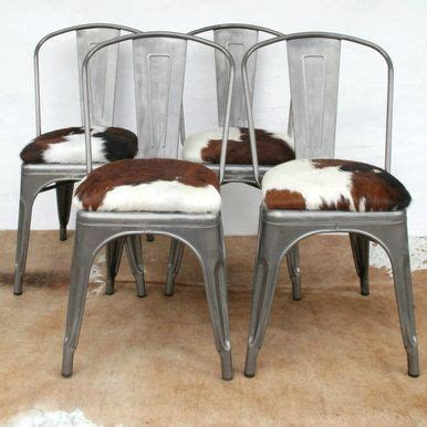 Cowhide Seat Cushions - image result for cowhide cushion chair house home bar