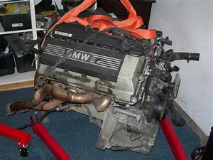 1998 E36  7 Z3 1 9 To V8 Conversion