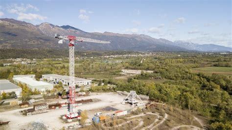 Ctt 47220 Flat Top Tower Crane  Terex Cranes