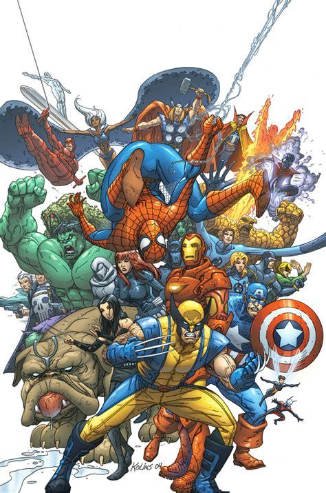 The Marvel Artworks - ShockBlast