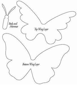 Free Mickey Mouse Templates Diy Beautiful Butterfly Decoration From Templates