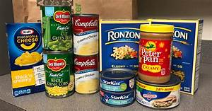 Stamp Out Hunger Food Drive on May 12th: Donate Your Non ...
