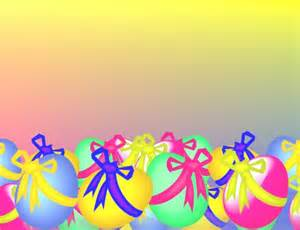 Free Easter Clip Art Borders