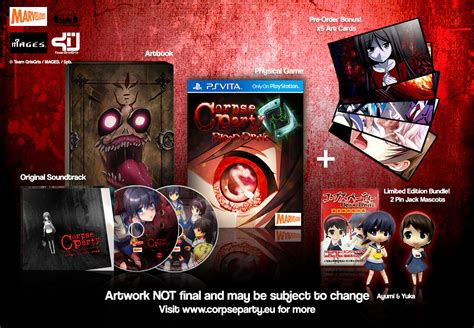 corpse party blood drive releasing  north america