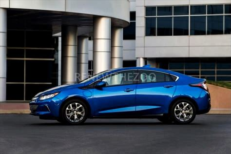 chevy volt price release date specs review