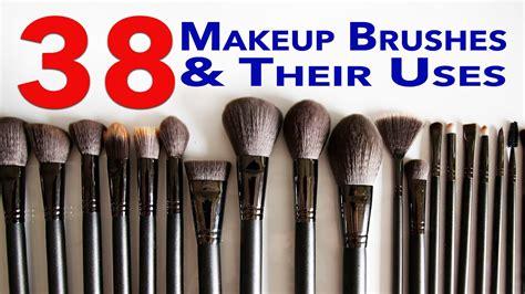 all makeup brushes and their uses saubhaya makeup