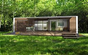 Holzbungalow Aus Polen : small container homes container house design ~ Buech-reservation.com Haus und Dekorationen