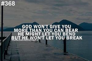 Inspirational Quotes About God Tumblr | www.pixshark.com ...