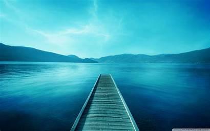 Dock Lake 4k Desktop Wallpapers Mobile Tv