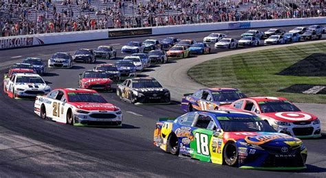No Protests In Nascar After Warnings From Executives
