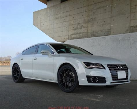 Audi A7 Hd Picture by Awesome Audi A7 Black Rims Car Images Hd Audi A7 White