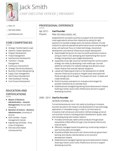 It Cv Template by Cv Templates 20 Options To Improve Your Cv Visualcv