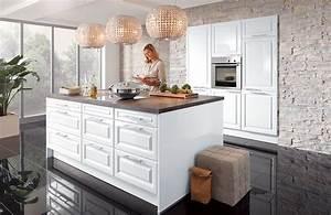 Küche Landhausstil Weiß : k che wei hochglanz landhaus ~ Indierocktalk.com Haus und Dekorationen