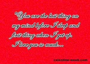 Cute Love Messages For Boyfriend | www.pixshark.com ...