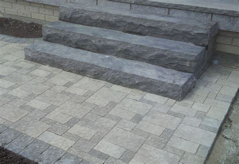 Tropical Touch Landscaping: Natural Stone