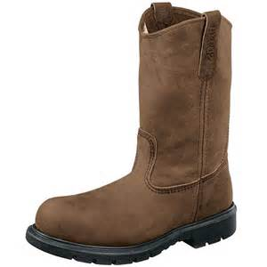 Red Wing Steel Toe Work Boots