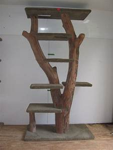 Arbre à Chat Fait Maison : arbre a chat artisanal ~ Melissatoandfro.com Idées de Décoration