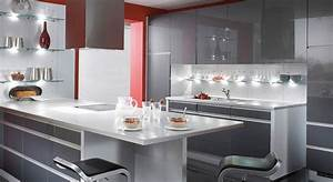 Cuisine Complète Pas Cher : cuisine design pas cher photo 14 15 une cuisine design ~ Melissatoandfro.com Idées de Décoration