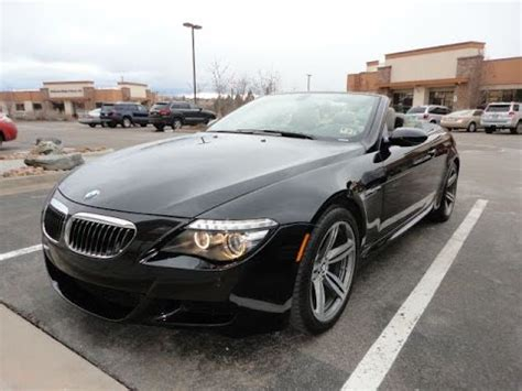 2008 Bmw M6 For Sale by 2008 Bmw M6 Convertible 18k Mint Condition For Sale