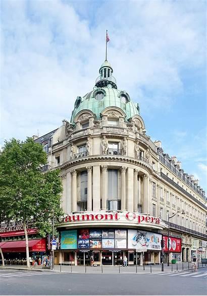 Paris Gaumont Opera Cinemas Wikimedia Commons Capucines