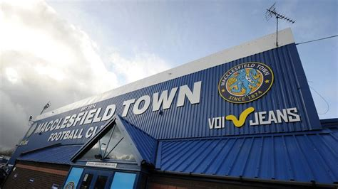 Macclesfield Town points deduction in League Two reduced ...