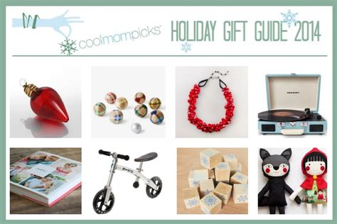 the cool mom picks holiday gift guide 2014