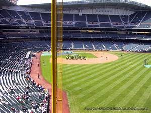 Minute Seating Chart Houston Minute Park Section 250 Houston Astros