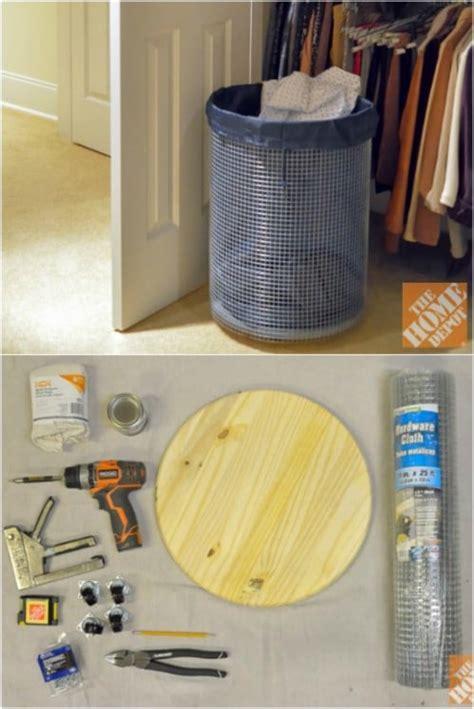 cool diy laundry hamper ideas style motivation