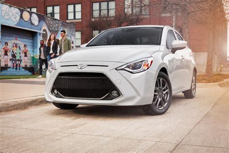 2019 Toyota Yaris Sedan Debuts