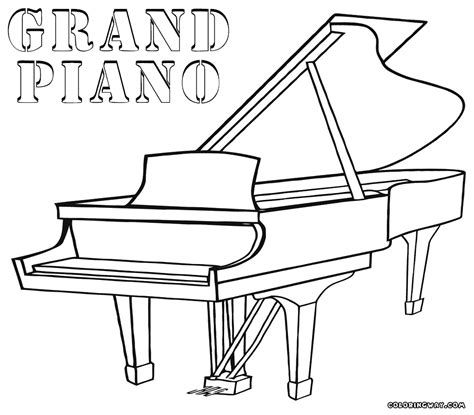 piano coloring pages piano coloring pages coloring pages to and print