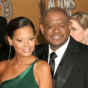 Happy Wedding Anniversary Forest Whitaker and Keisha ...