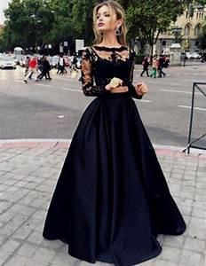 Black Prom Dresses 2017 USA for Cute Ladies - All Fashion Hug