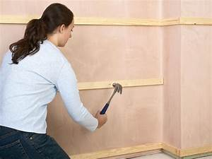 how to install tongue and groove wainscot paneling how With how to fix bathroom wall panels