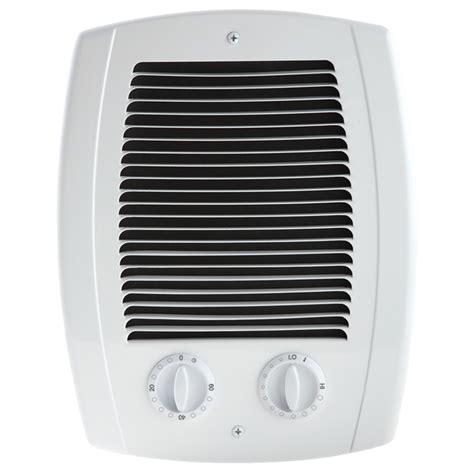 bathroom fan with heat l shop cadet com pak bath 1000 watt 120 240 volt fan heater
