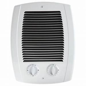 Shop cadet com pak bath 1000 watt 120 240 volt fan heater for Space heater for bathroom
