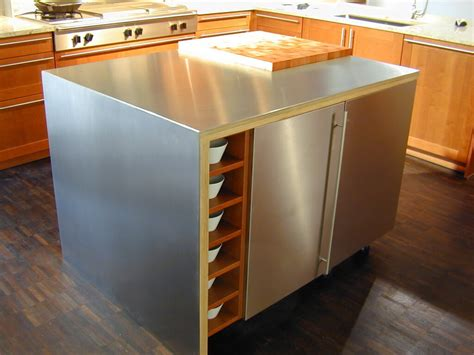 kitchen island stainless top stainless steel countertop custom