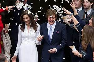 Paul McCartney wedding: former Beatle tells guest new ...