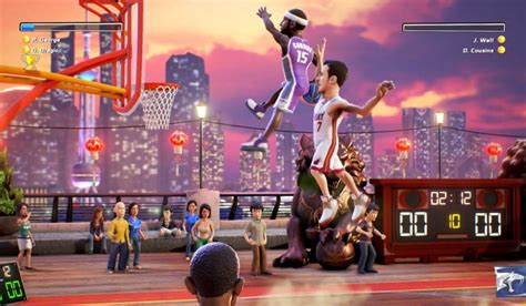 NBA Playgrounds Review: Not A Slam Dunk But Pretty Damn ...
