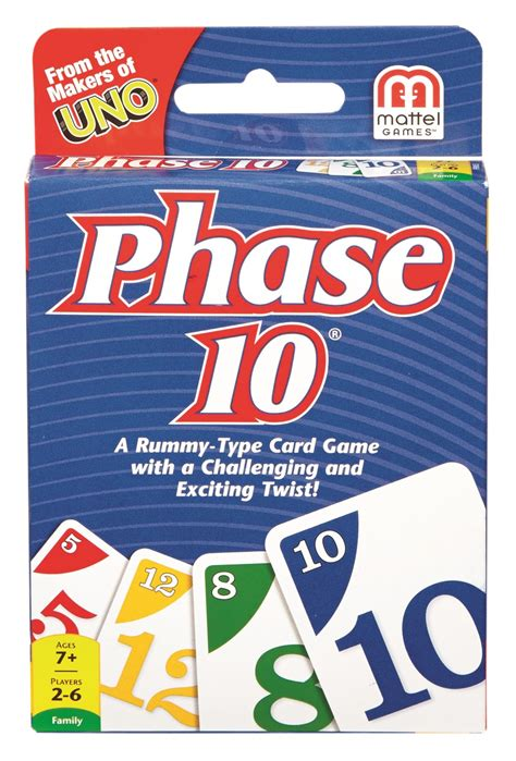 At least i play it a lot more than the others. PHASE 10 CARD GAME - toynetworx - Australia's Best Toys Wholesaler & Distributor