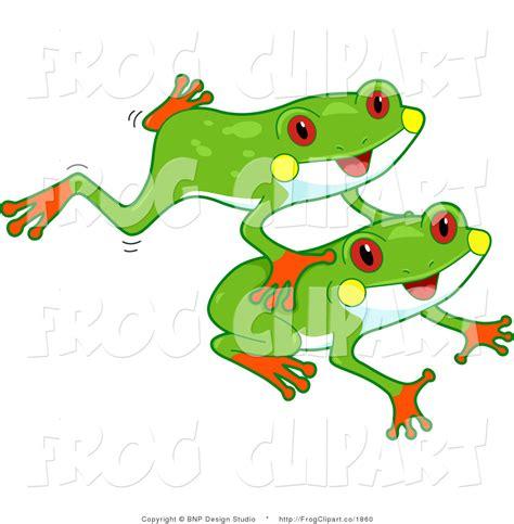 royalty  jumping stock frog designs