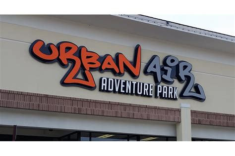 urban air adventure park bouncing  southside jax