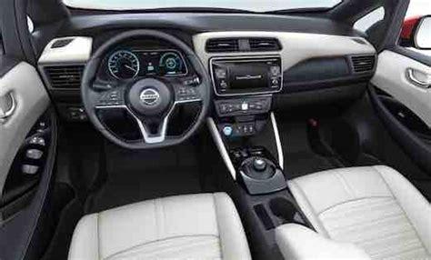 Nissan Leaf Dimensions by Nissan Leaf Interior Specs Www Indiepedia Org