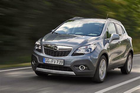 Opel Italia by Italy February 2015 Opel Mokka And Smart Forfour
