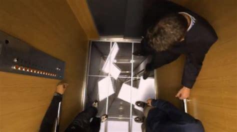 Elevator Prank Floor Falls Japan by Lg Uses Displays To Trick Elevator Passengers