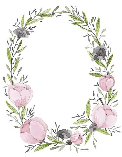 Corona De Flores Dibujo Png Flores Imagenes