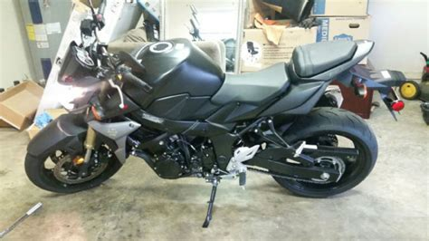 Suzuki Extended Warranty by 2015 Suzuki Gsx S750 Black Gray 1k With 4year